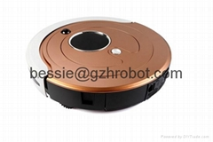 best chinese robotic vacuum with lithium battery