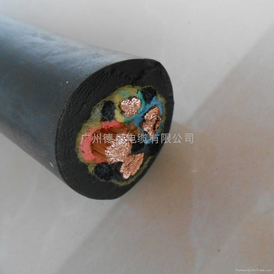 橡膠電纜YC3*35 1*16 1