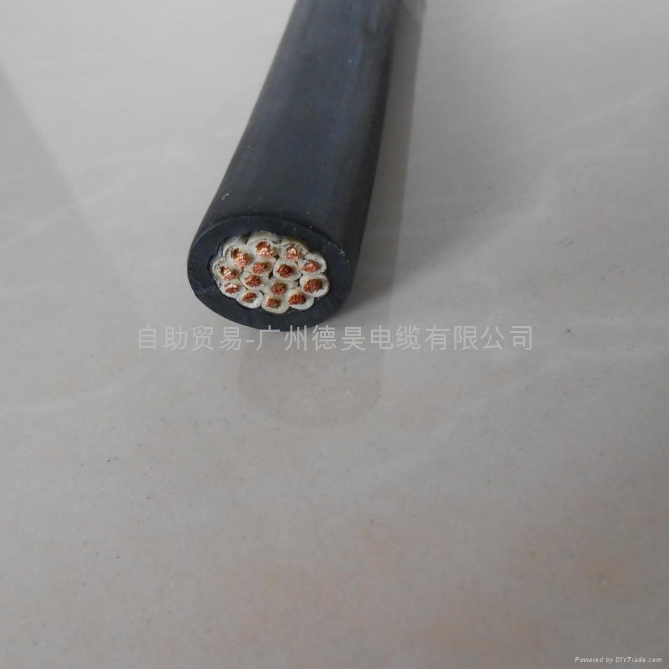 橡膠控制電纜YZ 14*1  2