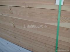美国花旗松 优质花旗松一级板材防腐木 碳化木 刻纹木
