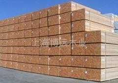 欧洲赤松 优质赤松板材防腐木