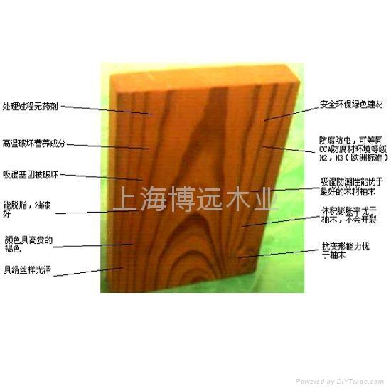 碳化木 1