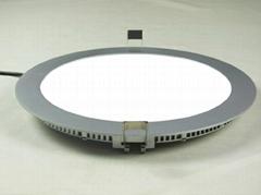 Round LED Panel Light Lamp 12W/15W/18W