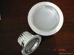 2.5寸/4寸/5.5寸3W/5W/7WLED壓鑄筒燈格柵燈日光燈