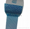 Total transfer VOIDOPEN security tape ,VIOD TAPE 3
