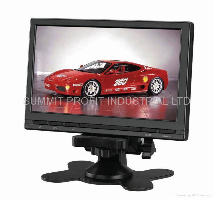 7inch tft lcd monitor