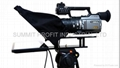 video camera teleprompter