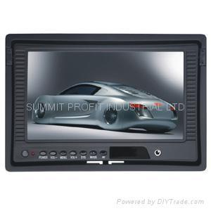 "Professional 7"" TFT LCD Monitor on camera kit"