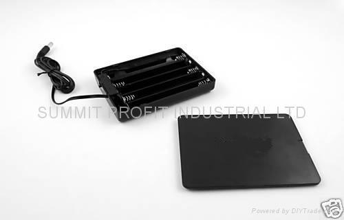 10 AA battery box