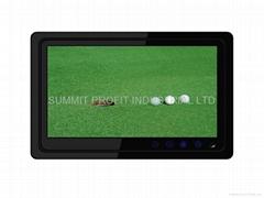 10' TFT LCD monitor with VGA
