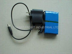 12V output Lithium battery