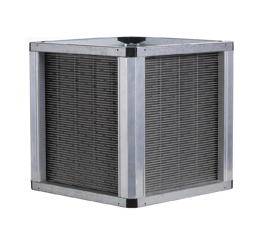 Air Heat Exchanger ~ Plate air to heat exchanger hbs holtop
