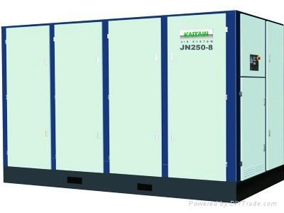 合肥节能螺杆250KW空压机 1