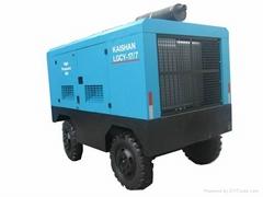 合肥17立方柴油移动螺杆空压机