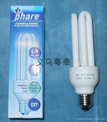 供應特價3u純三基色節能燈
