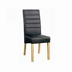 Acrofine Leather Dining Chair