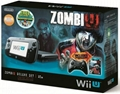 Nintendo Wii U ZombiU Deluxe Set 32 GB Black Console