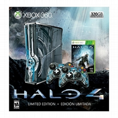 Microsoft Xbox 360 320GB Halo 4 LE Game Console