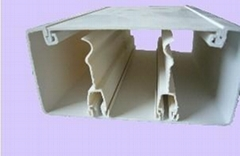 PVC TRUNKING WITH CLIP