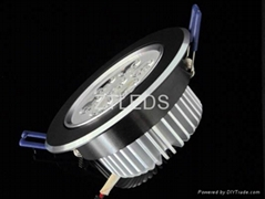 7W LED Downlights