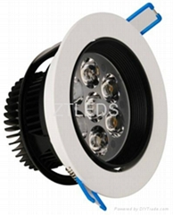 18W LED Downlight with r
