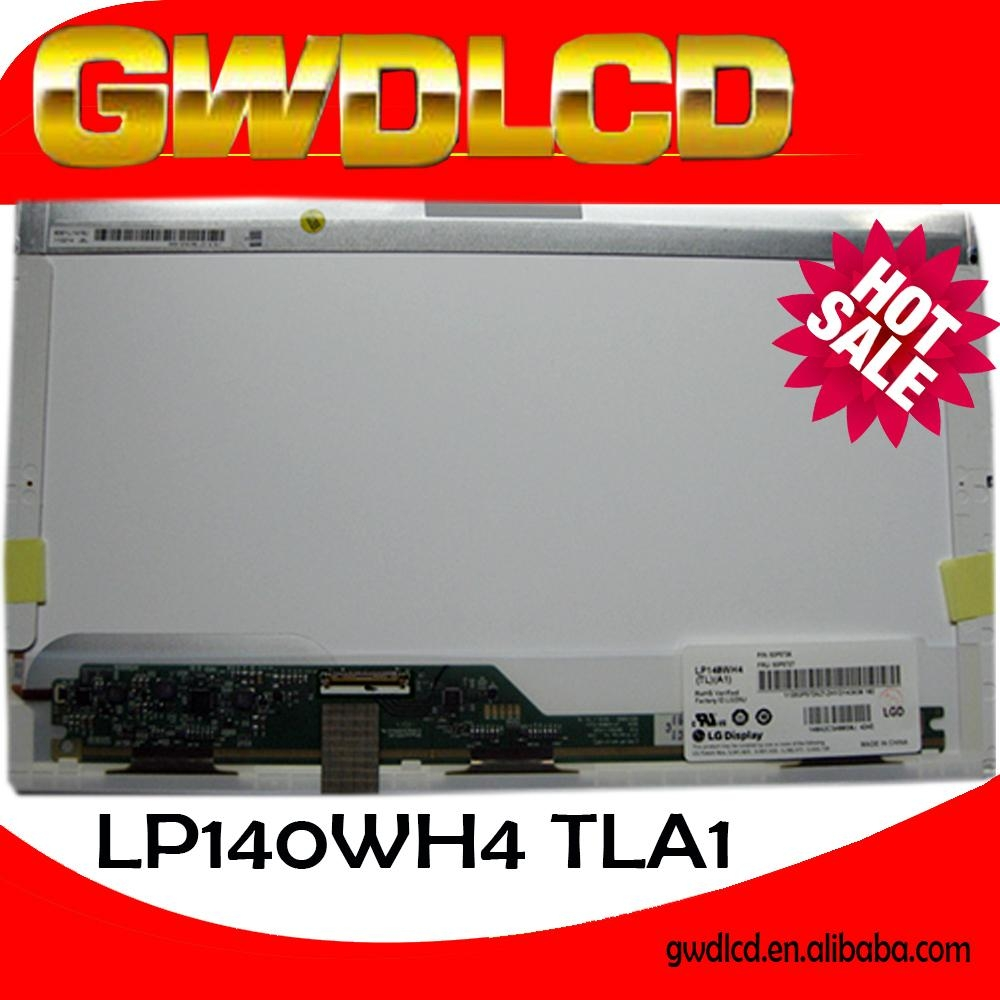 14 INCH LED WXGA HD 1366X768 LAPTOP LCD SCREEN FOR LP140WH4 TLA1 1