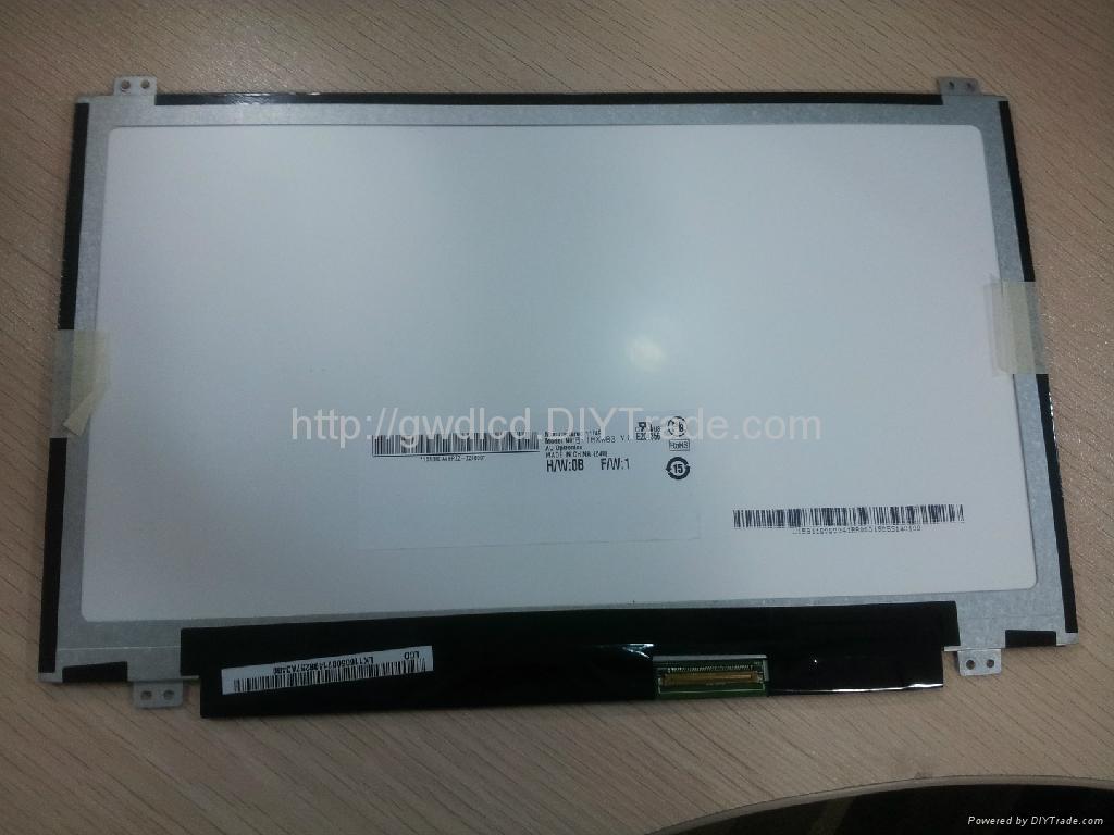 "New 11.6"" HD Glossy Slim LED LCD Screen V2 fits Acer Aspire One 722 B116XW03 V2 1"