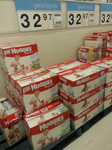 Huggies Snugglers Baby Diapers - Disney Winnie-the-Pooh 1