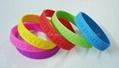Silicone bracelets /silicone wristband  2