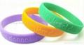 Silicone bracelets /silicone wristband  4