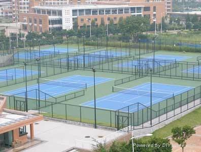 勾花网球场用网 3