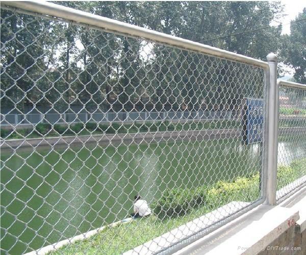 勾花网球场用网 4