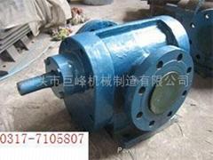 LB系列冷冻机圆弧齿轮泵