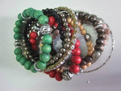 2013 Fashion New Styles Charm Glass Bracelet