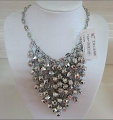 Fashion Costume Jewelry Necklace