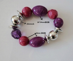 Fashion Beautiful Charm Bead Bracelets