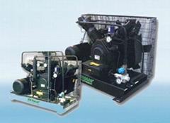 中高压系列活塞式空压机