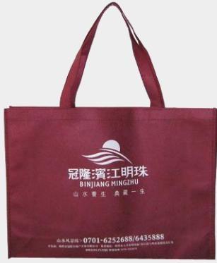 无纺布环保购物广告袋 3