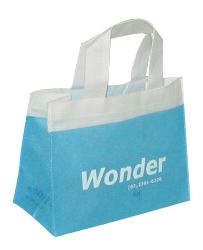 无纺布环保购物广告袋 4