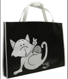 无纺布环保购物袋 1