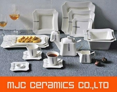 Ceramic porcelain Dinnerware sets fruit gift Tableware bowls plates dishes mugs