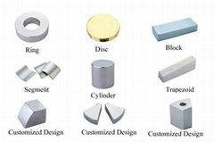 Neodymium Magnets (NdFeB)