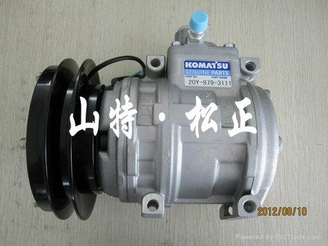 PC200-6-8压缩机小松原厂配件批发宋凯 1