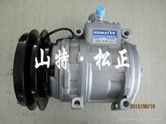 PC200-6-8壓縮機小松原廠配件批發宋凱