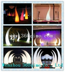 Hot Inflatable Party decoration Tush, decoration horn