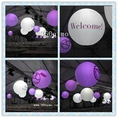 Colordul Inflatable Lighting Decoration  Hang Ball