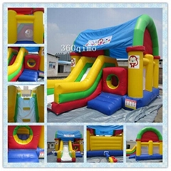 Hot Inflatable Bouncy Castle