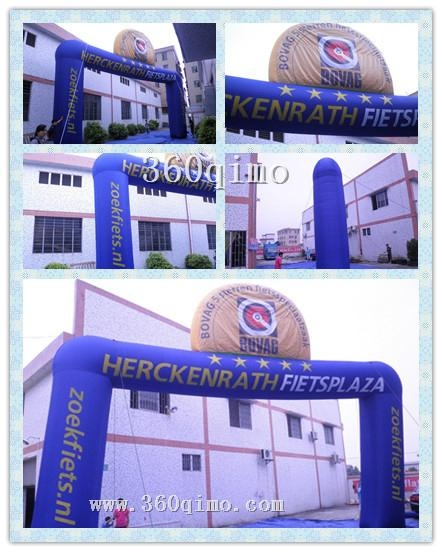 Custom Cheap Inflatable Arch, Advertising Arch 1