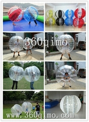 Kids and Adults' Favorable toys: Body Bumper Ball