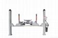 CE four post pneumatic used car lift vehicle hoist 1